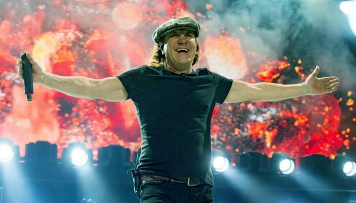 AC / DC singer talks about looking for the Loch Ness monster 1