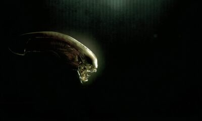 "There is a monster on Earth - a copy of ""Alien"" 24"