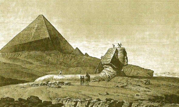 """Could the age of the """"Cheops pyramid"""" be 237 thousand years old? 87"""