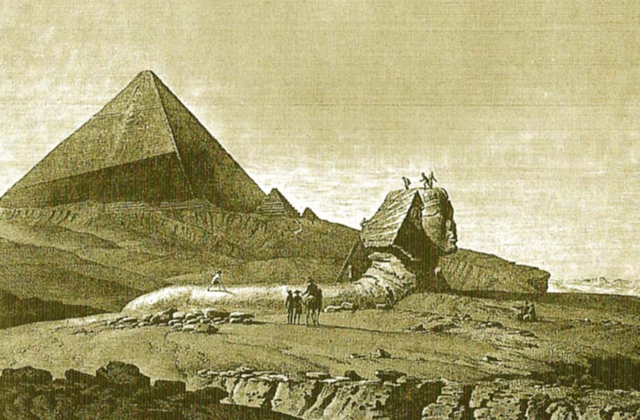 "Could the age of the ""Cheops pyramid"" be 237 thousand years old? 24"