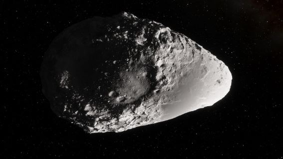 Ominous record: on Friday the 13th an asteroid passed below the ISS 10