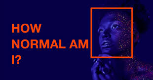 'How Normal Am I' rates you for your appearance. This is not discrimination, but a test for normality 10