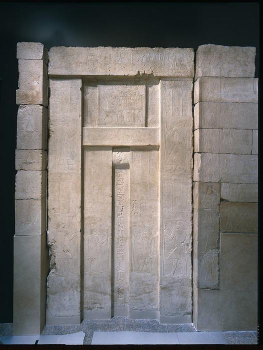 False door, Egypt, XXV century BC
