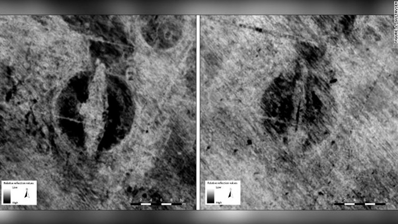 Scientists have discovered a Viking burial with a ship and a banquet hall using GPR