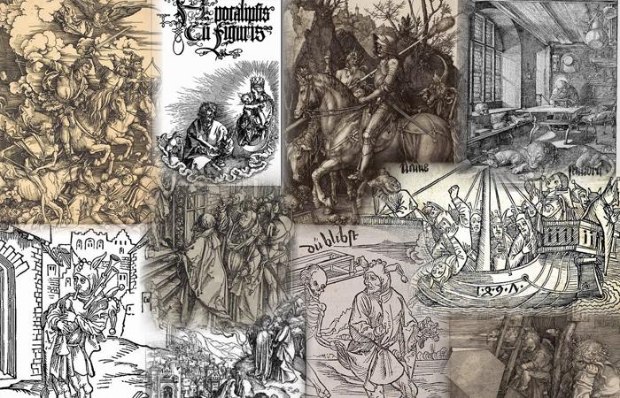 Dürer engravings