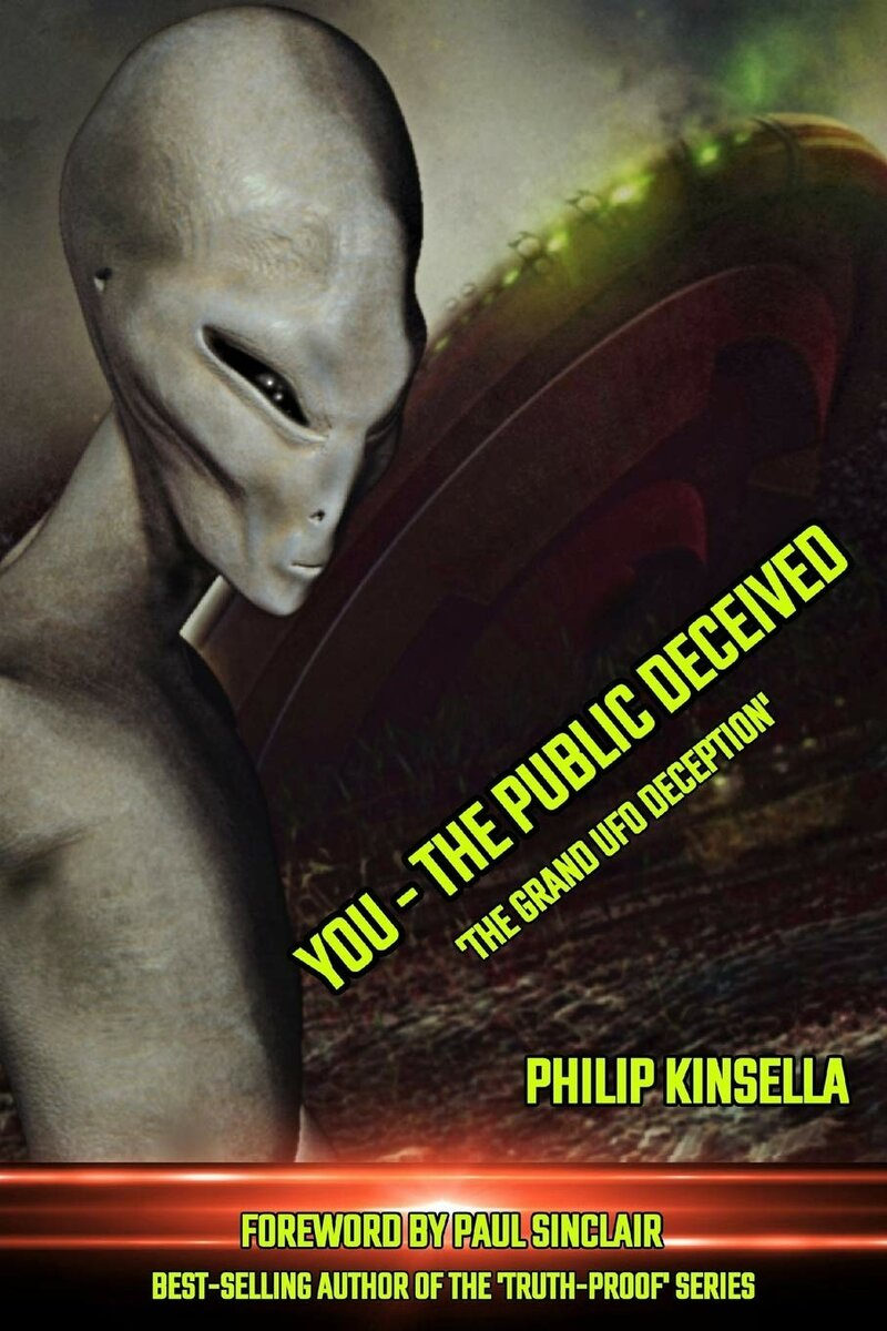 Cover of Philip Kinsell's You Are the Deceived Public