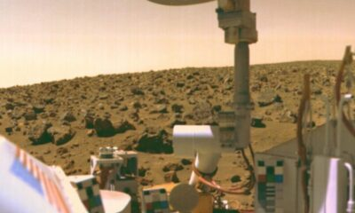 We've been deceived for 40 years. NASA scientist told how they found life on Mars 24
