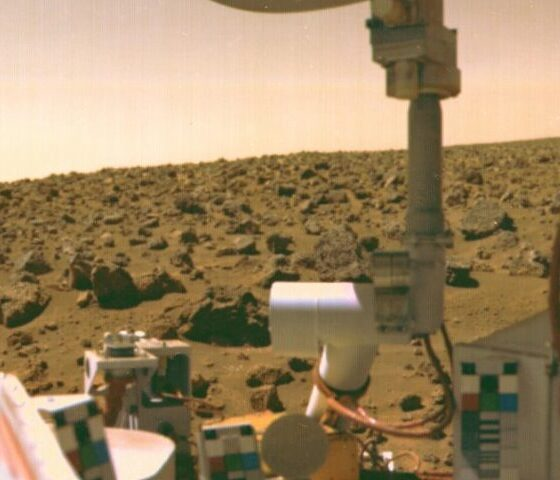 We've been deceived for 40 years. NASA scientist told how they found life on Mars 86