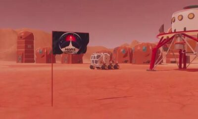 The European Space Agency has released a game about the settlement of Mars 81