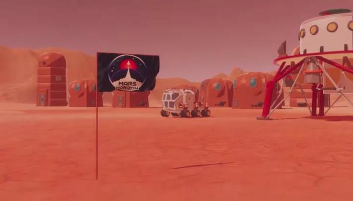 The European Space Agency has released a game about the settlement of Mars 99