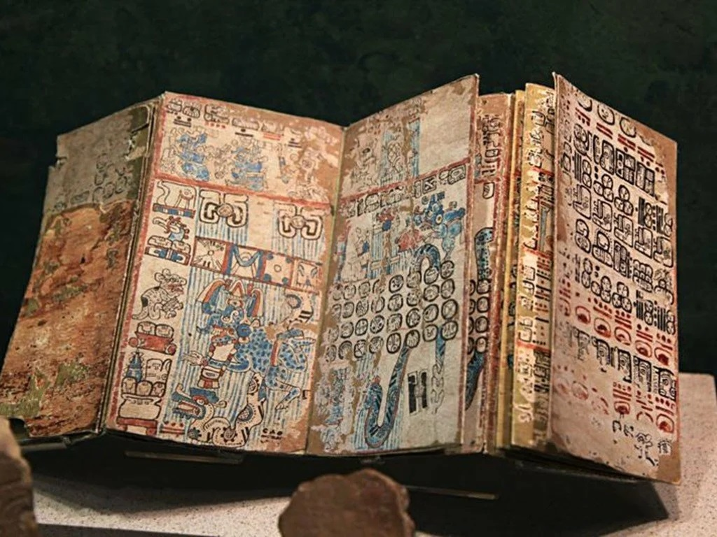 The Mayan Tablets: Cosmic Revelations Straight from the Mexican Jungle 14