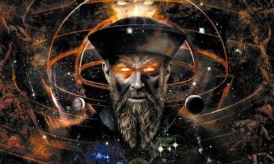 "Predictions of Nostradamus for 2021: ""The great plague will not end until the blood of the righteous is avenged"" 112"