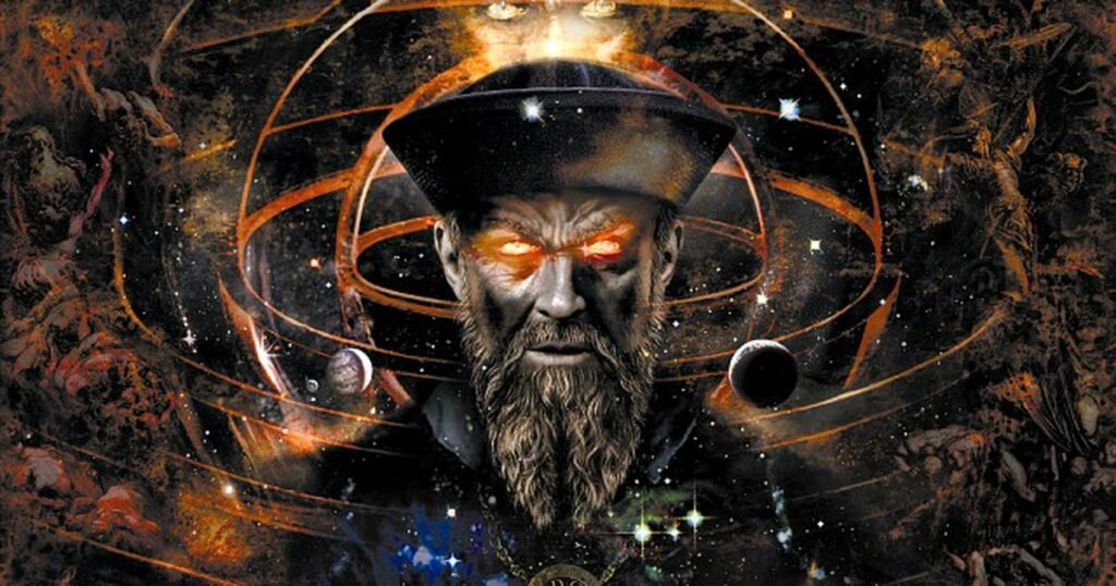 """Predictions of Nostradamus for 2021: """"The great plague will not end until the blood of the righteous is avenged"""" 1"""
