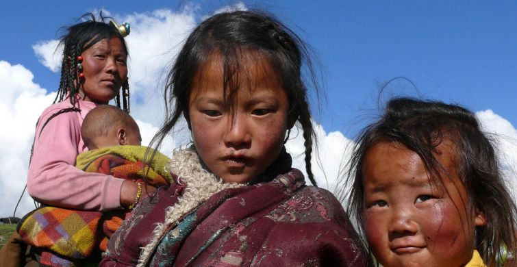 """Himalayan mutants"": genes of mysterious ancient people discovered in the DNA of Tibetans 11"