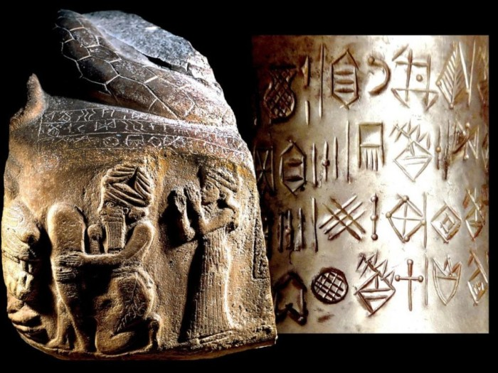 Who are the Elamites and why the language of this ancient civilization was deciphered only now 96