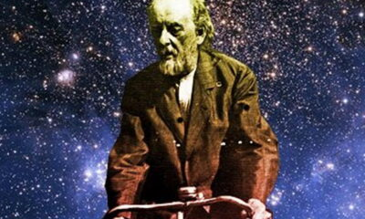 """The animals are gone. There is only one person left "": media replicate frightening Tsiolkovsky's 100-year-old vision 90"