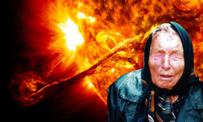 Vanga's prophecy about December 22 will coincide with the most powerful solar flare 141