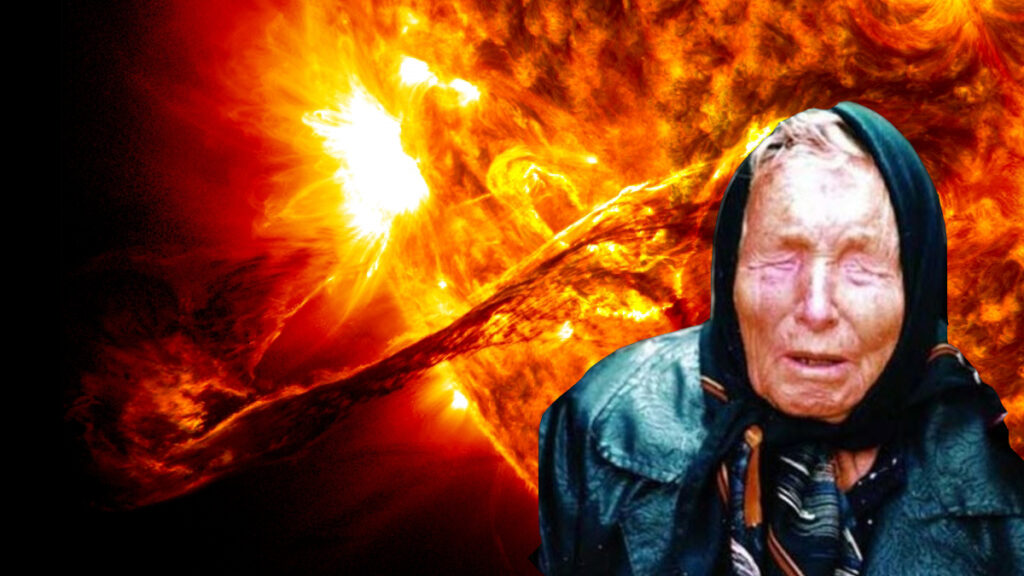 Vanga's prophecy about December 22 will coincide with the most powerful solar flare 8