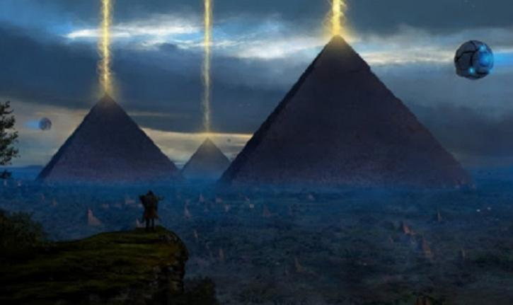 An Alien civilization took over Earth on July 29, 1203 BC 1