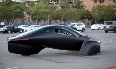 Aptera has released an electric car that does not need recharging 90