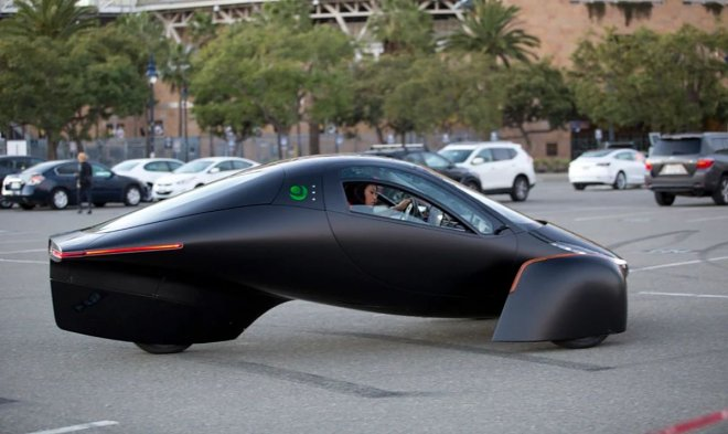 Aptera has released an electric car that does not need recharging 11