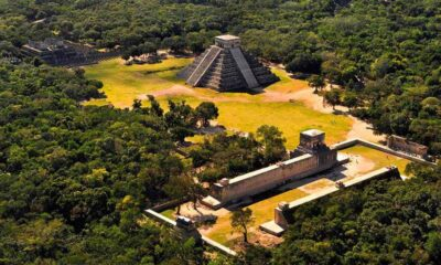 What will never be shown to ordinary tourists on the ruins of ancient Mayan cities 35