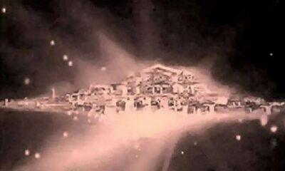 "About the so-called ""City of God"" found in one of the space images. Fiction or reality? 90"