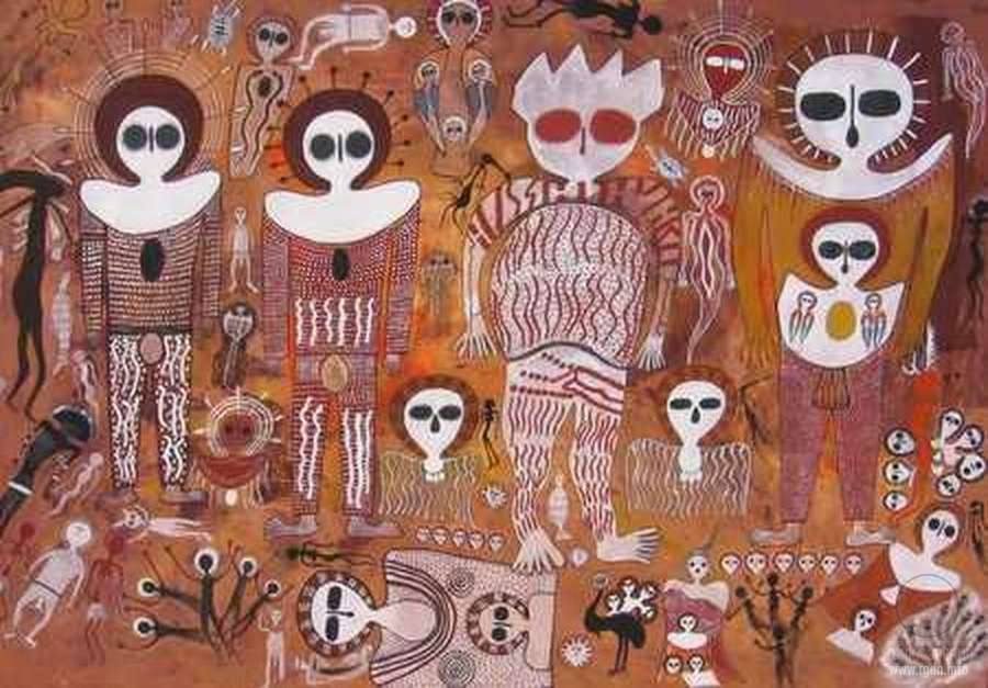 Dogon and Sirius C: was there a paleocontact? Conversations with Elder Ogotemmeli 86