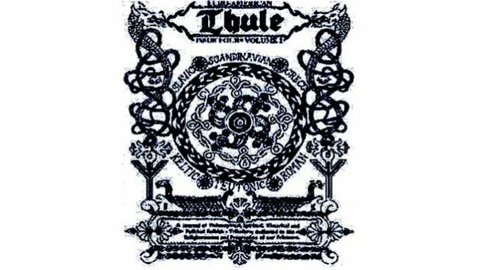 Thule Society Symbols
