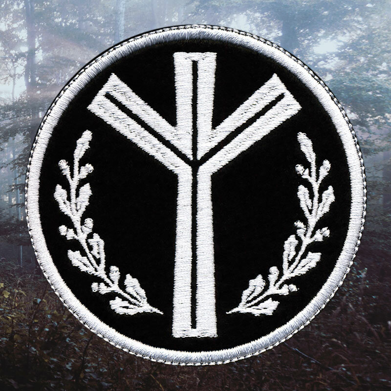 The runic symbol denotes glory and achievement of goals.  Thanks to this rune, you can choose the best moment for development and cardinal changes in life.