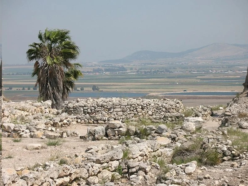 Tel Megiddo: welcome to the biblical city of Armageddon 107