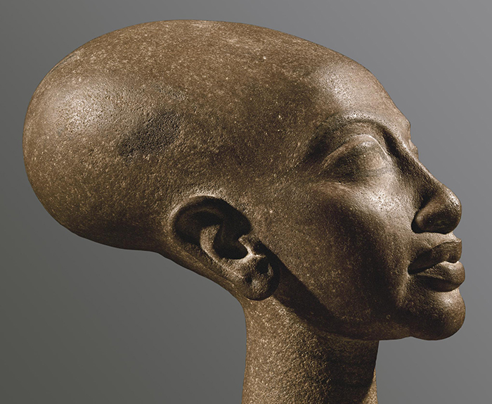Portrait of the daughter of Akhenaten and Nefertiti.