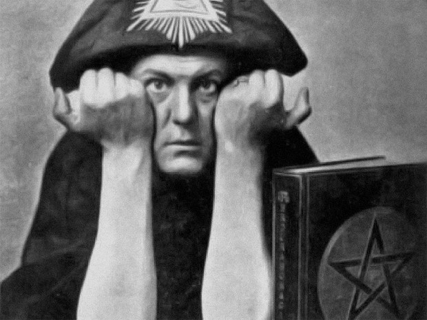 Weird and amazing facts about Mr. Aleister Crowley 103