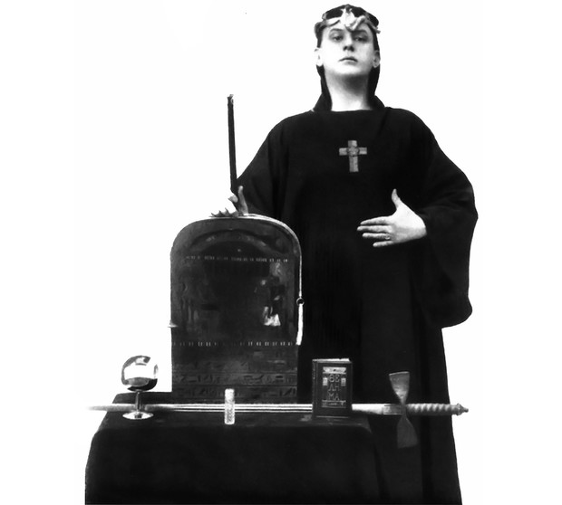 Weird and amazing facts about Mr. Aleister Crowley 104