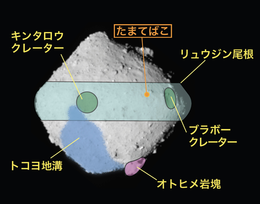 """The Japanese have found the primordial space substance in the """"Hayabusa-2"""" capsule 87"""