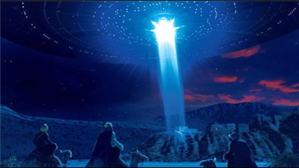"Jesus was an alien, and the Star of Bethlehem was a spaceship: ufologist told the ""truth"" about Christmas 19"