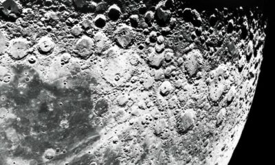 More than 100 thousand previously unknown craters found on the moon 24