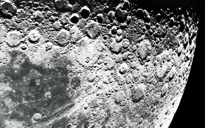 More than 100 thousand previously unknown craters found on the moon 23