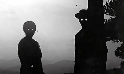 People of the shadow: what do the mysterious shadow creatures want from us 133