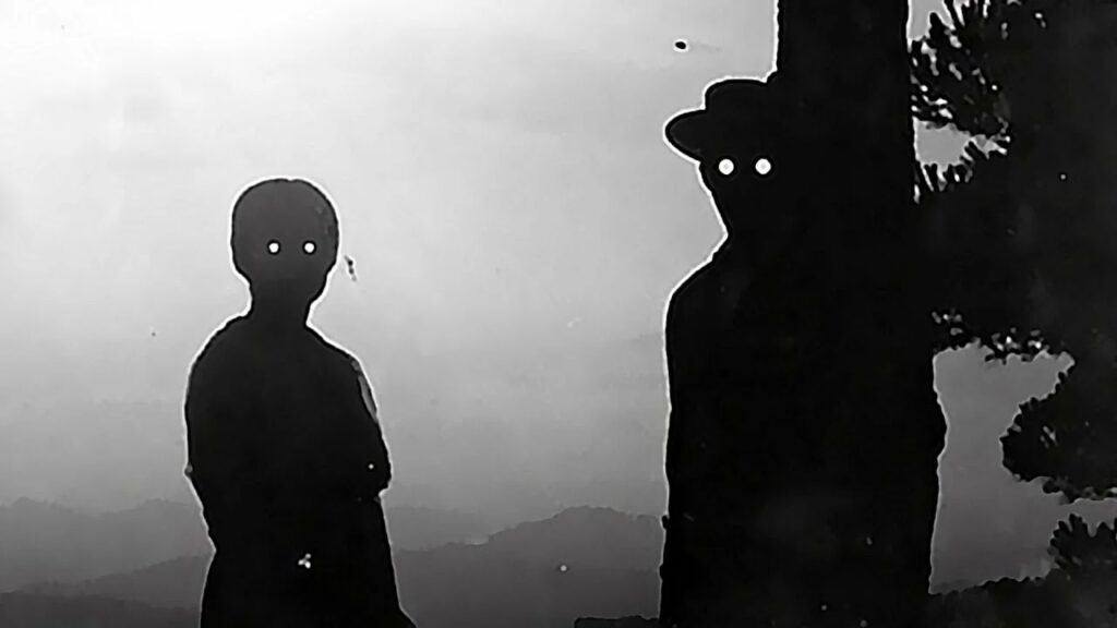People of the shadow: what do the mysterious shadow creatures want from us 99