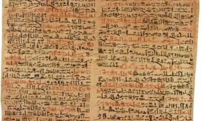 Egyptian Tulli Papyrus: An Ancient UFO Incident Report? 105