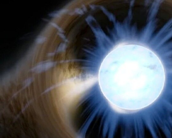 """New Physics: Mysterious radiation pointed to the verge of discovering a """"ghost"""" particle that makes up dark matter 86"""