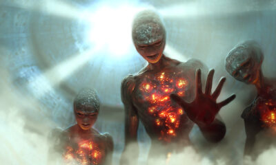 "Indians and aliens - ""I was told that there are four aggressive species in the universe, and humans are one of them."" 12"