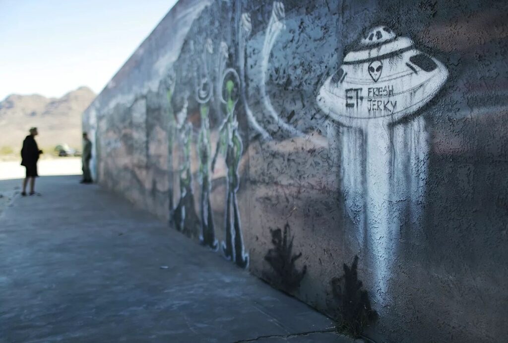 UFO activity dropped significantly during the pandemic 1
