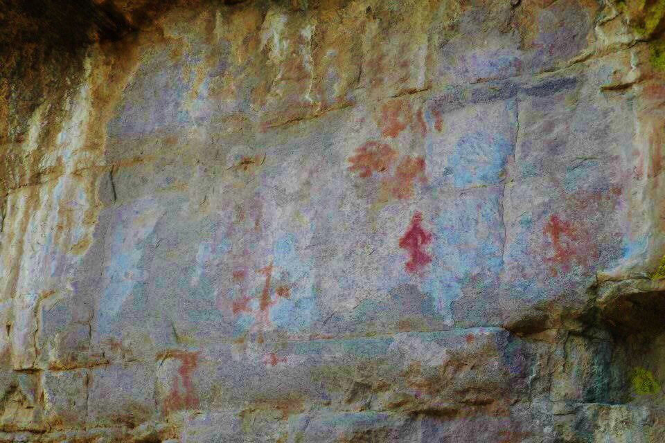 Sacred Creatures: Rock carvings in Mexico indicate a connection between humans and space 25