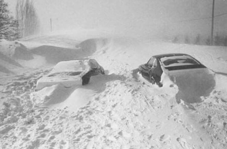 Snow Fury: what was the deadliest snowstorm in history? 6
