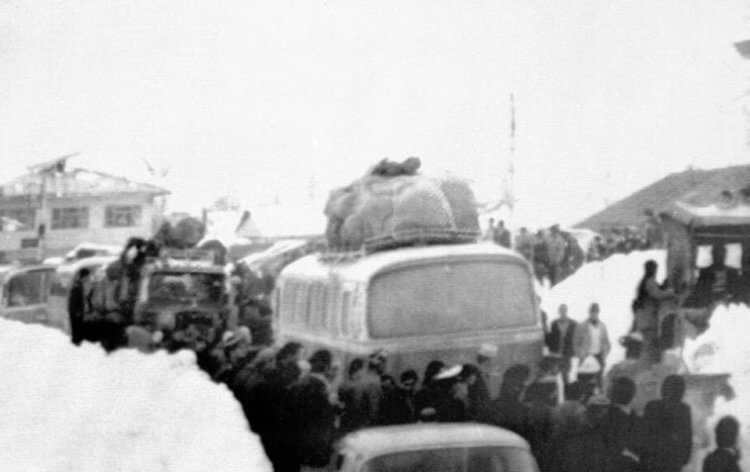 Snow Fury: what was the deadliest snowstorm in history? 7