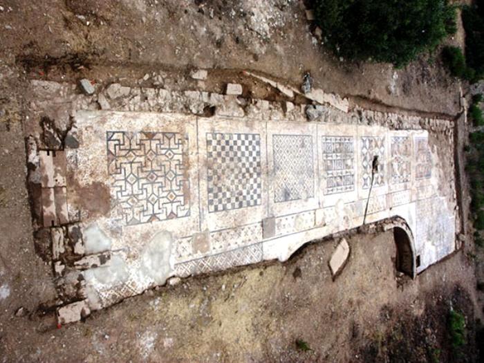 Jakich mozaik nie robili starożytni Rzymianie.