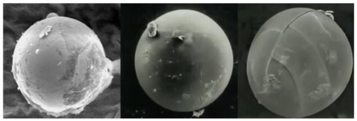 Kto wysłał z kosmosu tytanowe kule z tajemniczą czarną cieczą na Ziemię?  2