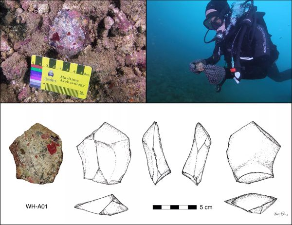 Treasures swallowed up by the sea. Sensational discoveries by underwater archaeologists 2